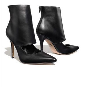 Rock and Republic cutout booties